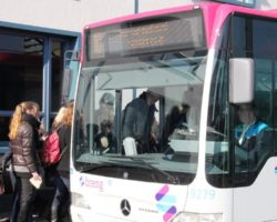 2015, a year of challenge in the Dutch public transport