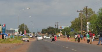 Transport Master Plan Botswana
