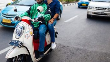 GO-JEK, paratransit service for the mobility needs of Indonesian urban residents