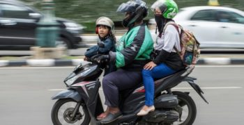 Motorcycle taxis finally regulated