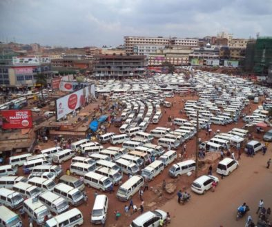 Public Transport in African Cities