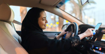 Shared Mobility in the Middle East
